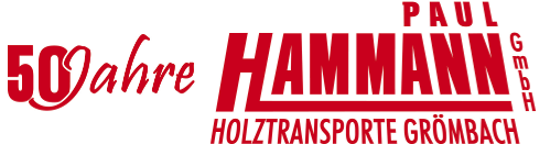 Logo Holztransporte Paul Hammann